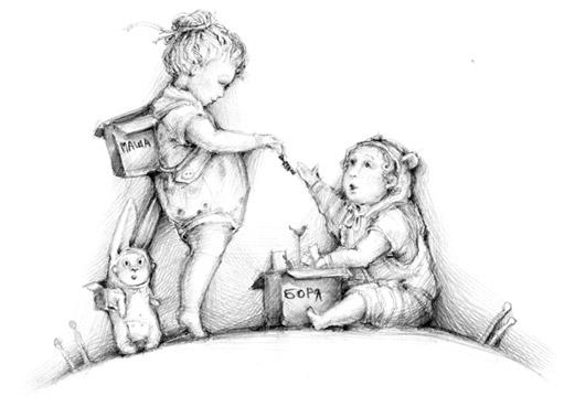 Коробка - тайник для детских мелочей