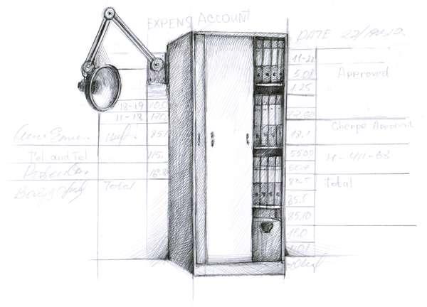 Офисная металлическая мебель: шкаф AMT 1891